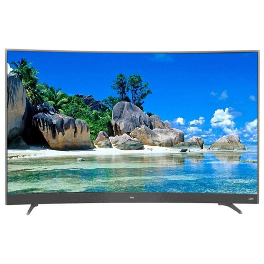 Smart TV TCL 49 inch Full HD - Model L49P32-CF (Đen) - Hãng phân phối chính thức
