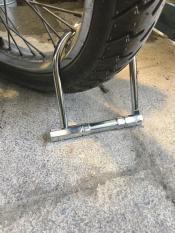 Khóa chữ U chống trộm,an toàn cho xe đạp-xe máy,giá rẻ Ktools
