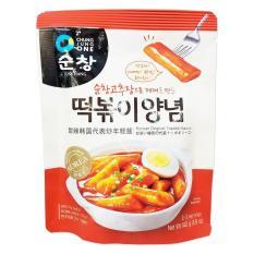 Nước súp làm bánh gạo cay CHUNGJUNGONE Hàn Quốc (140g)
