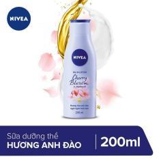 Sữa Dưỡng Thể Hương Hoa Anh Đào Nivea 200ml _ 88428