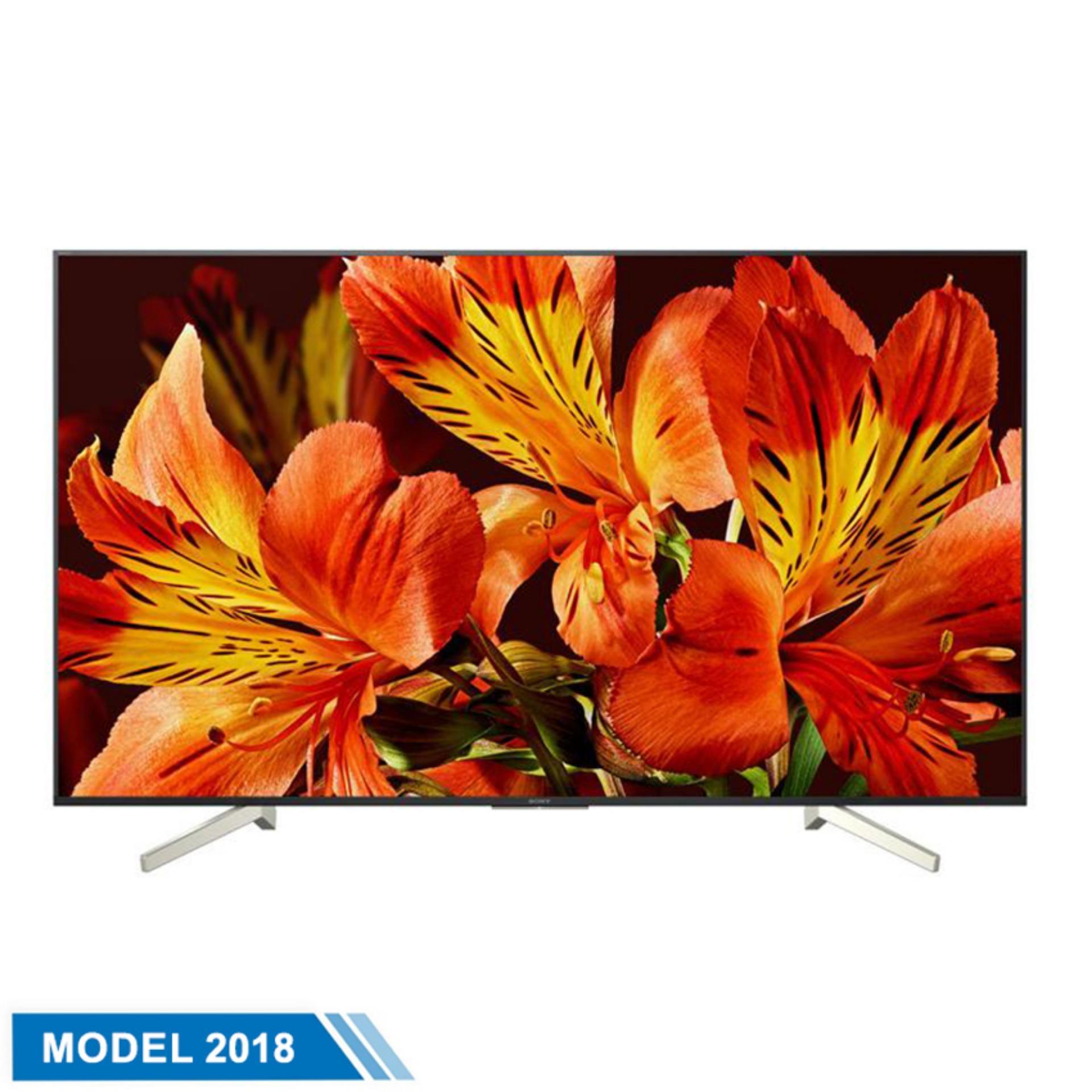 Smart Tivi Sony LED 55inch 4K Ultra HD - Model 55X8500F (Đen) - Hãng phân phối chính thức