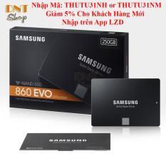 Ổ cứng SSD Samsung 860 Evo 250GB 2.5-Inch SATA III (MZ-76E250BW)