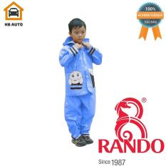 Áo mưa trẻ em bộ ong mật Rando CSPS-16 Size 1 0.8 – 0.9 m