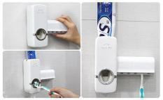 Dụng Cụ Lấy Kem Đánh Răng Tự Động Touch Me Nhập Khẩu Hàn Quốc