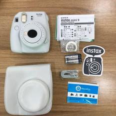 Combo Máy ảnh Fujifilm Instax mini 9 + bao da bảo vệ máy