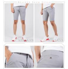 Quần short nam quần Tây nam ngắn cao cấp Quần ngố nam mặc nhà đi chơi dạo phố