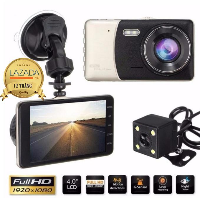 Bảng Giá Camera hành trình VIETMAP X002 chất lượng HD 1080p, tích hợp cam lùi