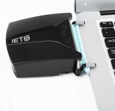 Quạt hút tản nhiệt IETS GT202 Cao cấp – Giảm nhiệt độ cho Laptop – Kmart