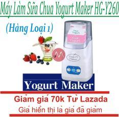 Máy Làm Sữa Chua Yogurt Maker HG-Y260 Công Nghê Nhật Bản – Hàng Chất Lượng Loại 1