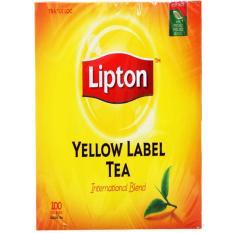 Trà Túi Lọc Lipton Yellow Label Tea Indonesia (NCFOODVN)