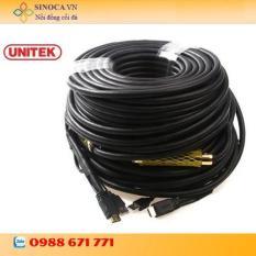Nơi nào bán CÁP HDMI 1.4/4K – 60M UNITEK (Y-C 175)