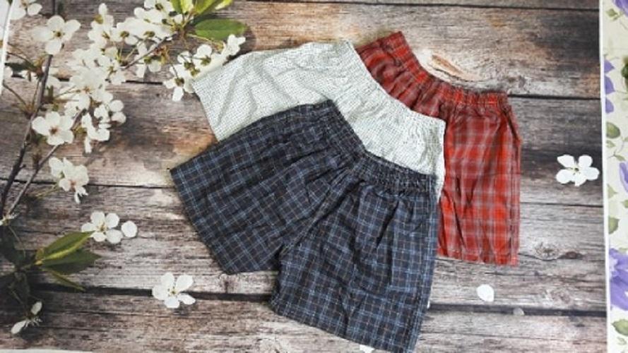Combo 3 quần ngủ xuất Nhật cho nam T4O