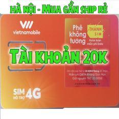 Thánh sim 4G Vietnamobile FREE 120Gb/tháng – shop 2k – Thánh sim giá sỉ