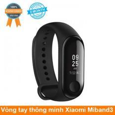 VÒNG TAY THÔNG MINH XIAOMI MIBAND 3