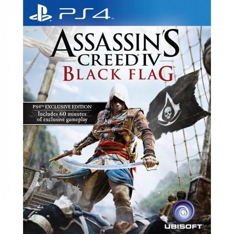Đĩa game Sony Assassin's Creed IV Black Flag
