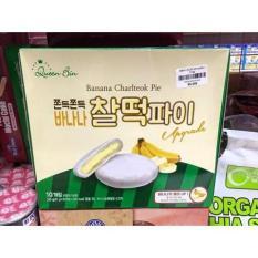 Bánh dẻo QUEEN BIN Hàn Quốc 310g (vị chuối)