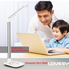 Đèn học LED chống cận Panasonic HHLT0608 – 3 chế độ ánh sáng