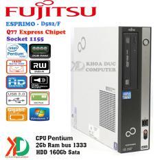 Cây Máy Tính Đồng Bộ Nhật Bản Fujitsu H61/B65 CPU- G860/2Gb Ram/ 160GB HDD Siêu Bền