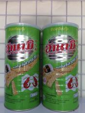 Snack tôm lon HANAMI 110g Vị Rong biển