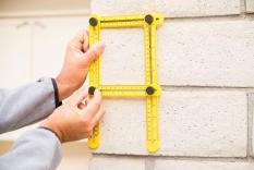 thước góc đa năng sao chép hình học ứng dụng cho nghề mộc và xây dựng