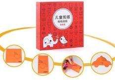 Bộ đồ chơi cắt giấy tạo hình