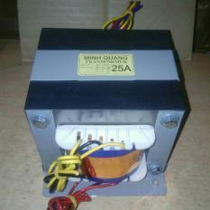 Biến áp 25A 40V đôi Ampli