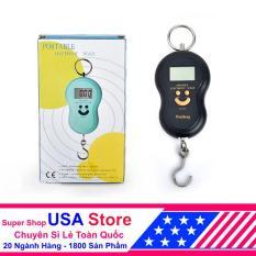 Cân Điện Tử Mini Cầm Tay Tiện Dụng USA Store (Màu Ngẫu Nhiên) ACN1039 NEWT5218