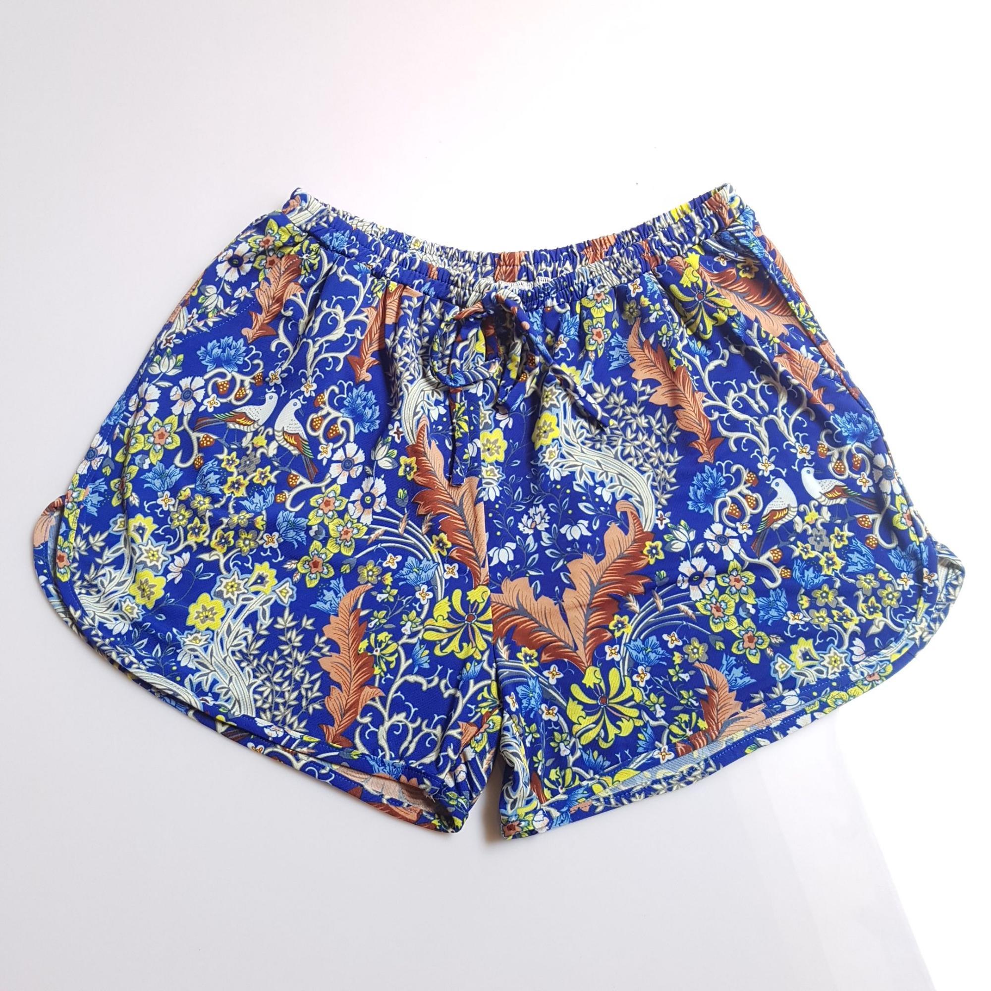 Quần shorts Big Size cho nữ 60 – 75kg