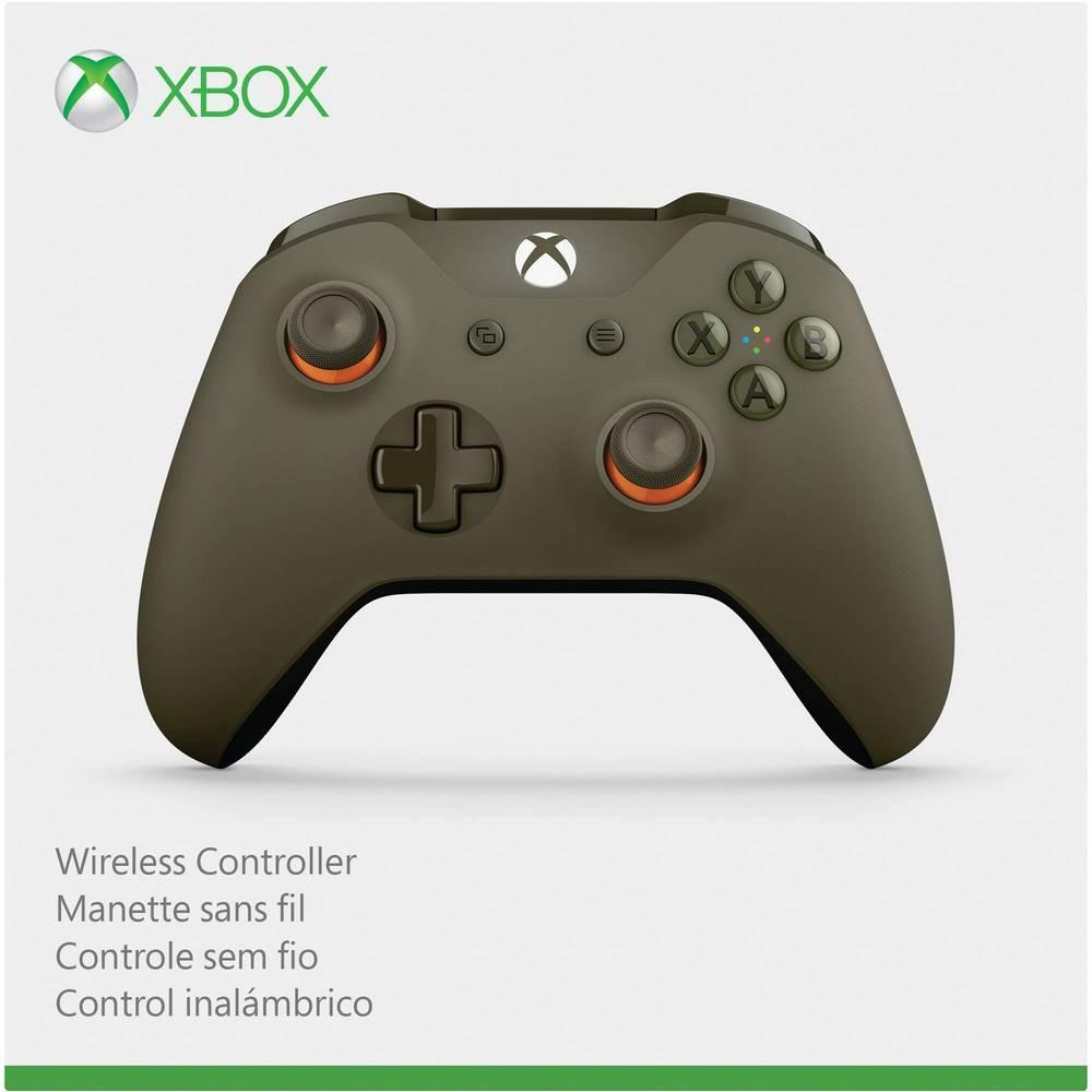 Địa Chỉ Bán Tay Cầm Chơi Game Xbox One S Wireless Green/Orange