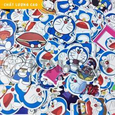 Bộ Sticker Chủ Đề Doraemon (2019) Hình Dán Decal Chất Lượng Cao Chống Nước Trang Trí Va Li Du Lịch, Xe Đạp, Xe Máy, Laptop, Nón Bảo Hiểm, Máy Tính Học Sinh, Tủ Quần Áo, Nắp Lưng Điện Thoại