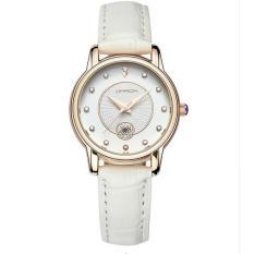 Đồng hồ nữ dây da đính hạt lấp lánh Sanda P198 (fullbox)