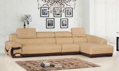 Sofa da phòng khách nhập khẩu cao cấp MS-899
