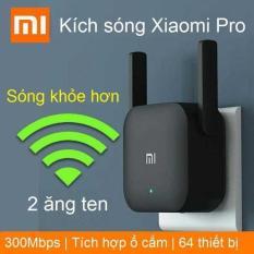 (Có video cài đặt) Kích sóng Xiaomi Mi Wifi Repeater Pro phiên bản mới
