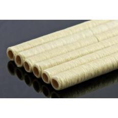 Combo 5 cuộn vỏ xúc xích collagen + tặng túi nhồi