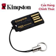 Đầu đọc thẻ nhớ MicroSD USB 2.0 Kingston FCR-MRG2