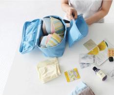 [Lấy mã giảm thêm 30%][HCM] Túi đựng đồ lót cá nhân đi du lịch chống thấm nước