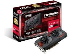 Card màn hình AMD RX570 bản 8GB ( Expidition ) – 2 Fan