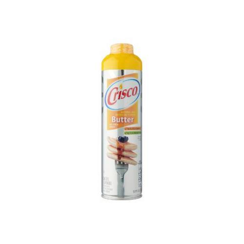6 OZ ( ~ 575 Spray ) Dầu Ăn Kiêng Dạng Xịt Crisco Butter ( Hương Bơ )
