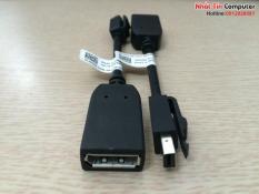 Cáp chuyển đổi Mini Displayport (Thunderbolt) dương sang Displayport âm