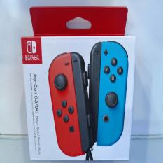 Tay Cầm Nintendo Switch Joy-Con Controllers – Neon Blue Set