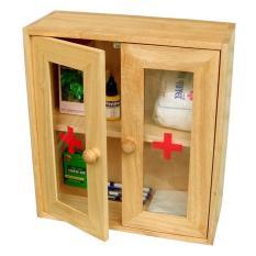 Tủ thuốc y tế gỗ miễn phí vận chuyển HCM