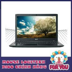 Laptop Acer Aspire E5-576-54WQ NX.GRYSV.001 (Đen) Hãng phân phối chính thức