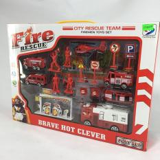 Xe cứu hỏa Brave Hot clever STB1224