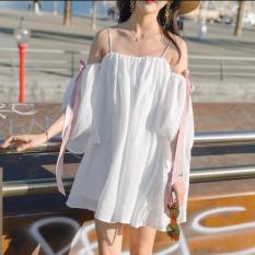 Đầm Công Chúa Hở Vai Bánh Bèo Dễ Thương NTD fashion WM DRESS 800028 W