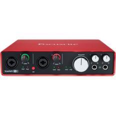 Card âm thanh Focusrite Scarlett 6i6 USB Audio Interface (Gen 2)