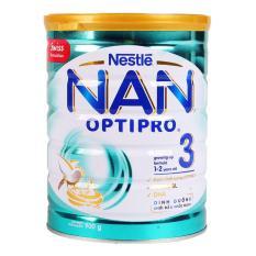 Sữa Bột Nestlé NAN 3 Optipro 900g (1-2 Tuổi)