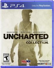 Đĩa game PS4 – Uncharted Collection