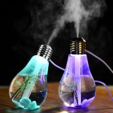 Máy phun sương, xông tinh dầu đèn Led 7 màu