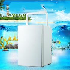 Giá Tốt Tủ lạnh mini 18L có 2 chiều nóng lạnh cho nhà hẹp hoặc mang đi chơi, du lịch Tại Tanh Shop