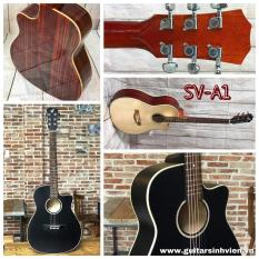 Guitar Acoustic Tập chơi SV-A1